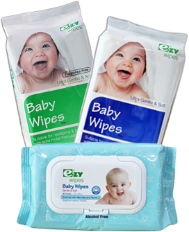 Ezy Wipes - Baby Wipes